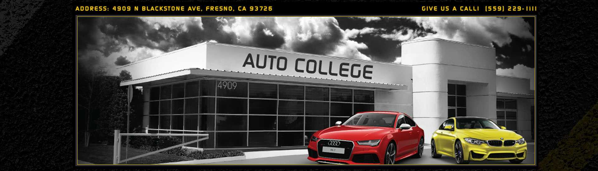 Cars For Sale In Fresno Ca >> Auto College Fresno Ca New Used Cars Trucks Sales